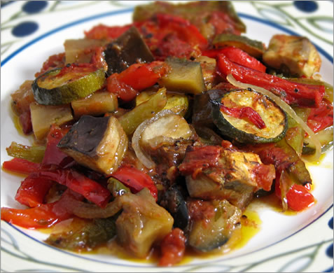 Rezept: Bretonisches Ratatouille | sidetracksnz