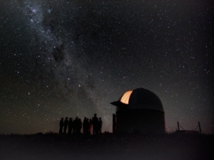 'Dark sky reserve' credit TNZ