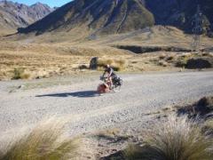 Cycle_tourist,_Island_Saddle,_New_Zealand