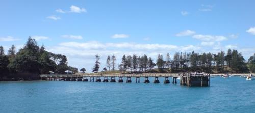 Motuihe_Island_Panorama_Of_Wharf