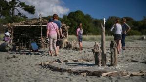 beach hut 1