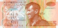 NZD-banknote-5-new-zealand-dollars-1992-sir-edmund-hillary-mount-everest